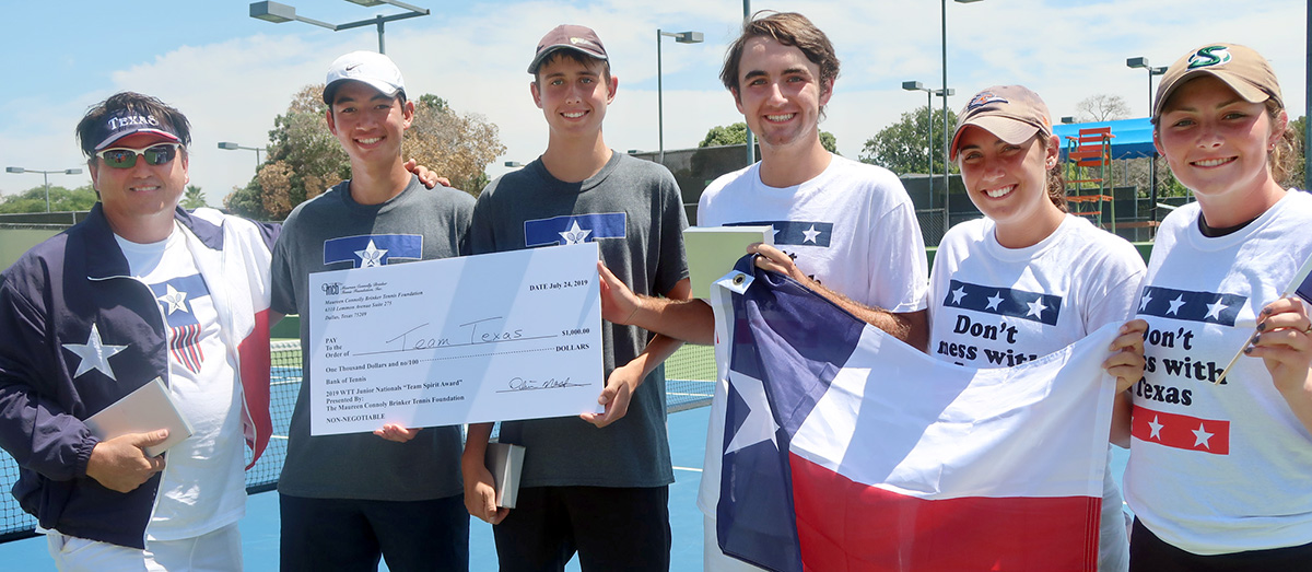 Team Texas WTT Junior Nationals